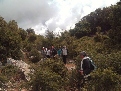 Trekking Monte della Signora 21.05.17