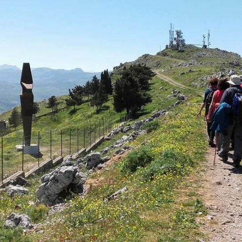 Trekking del 23-04-2017 Montagna Longa (Cinisi -Carini) (1)