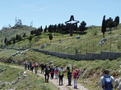 Trekking 23.04.17-Montagna-Longa-Cinisi-Carini