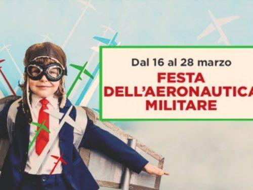 Festa dell'Aeronautica Militare a Catania