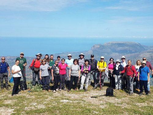 Programma Trekking – 4°/18, Monte Gradara ( Borgetto) – 06/05/18