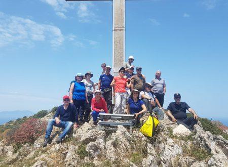 Trekking – 5°/18  Isola Favignana ( TP)