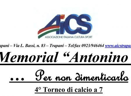 Distinta giocatori – 12° Memorial A.Via
