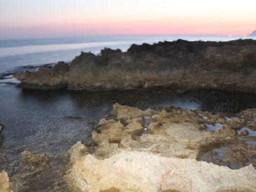 Trekking Night con bagno all'alba