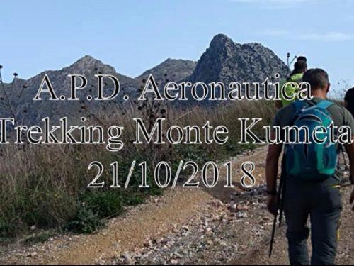 Immagini trekking Monte kumeta 21.10.18