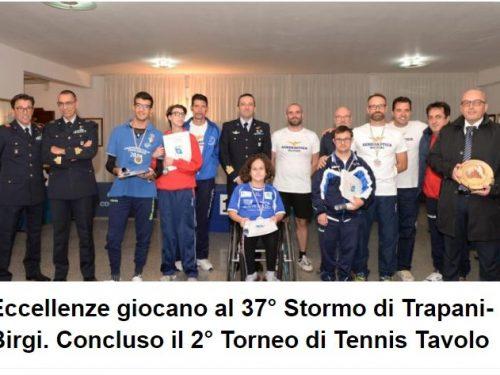 2° Torneo di Tennis Tavolo