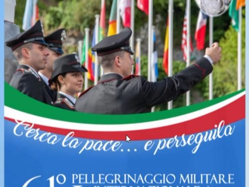 Pellegrinaggio Militare Internazionale Lourdes