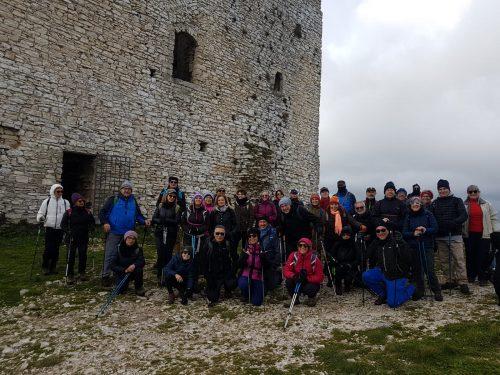"""Trekking – 1°/19, """" Monte Bonifato"""" (Alcamo)"""