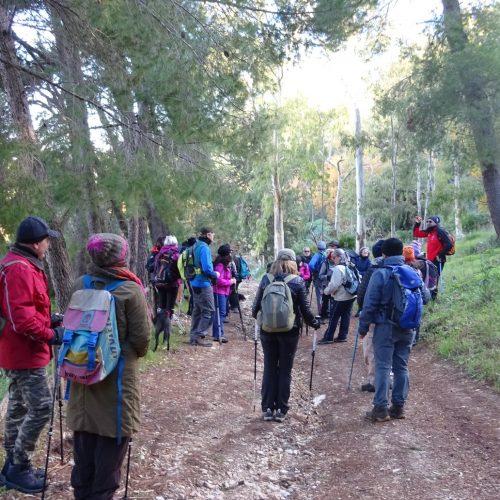 trekking monte bonifato 20.01.19 (35)