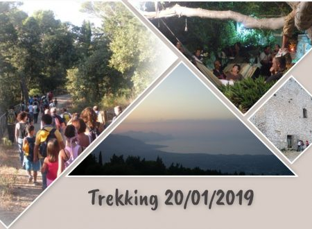 Trekking in calendario a Gennaio 2019