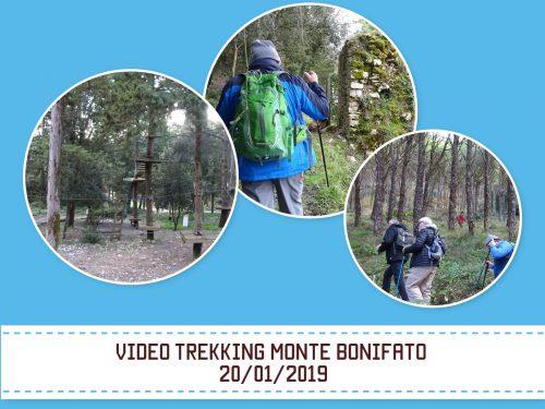 Protetto: Video Trekking Monte Bonifato del 20.01.19