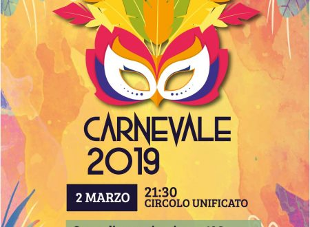 Carnevale Azzurro 2019