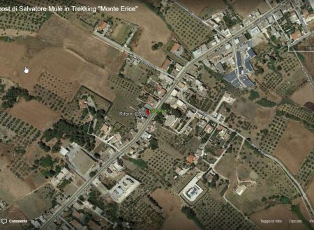 "Trekking – 2°/19, "" Monte Erice"""
