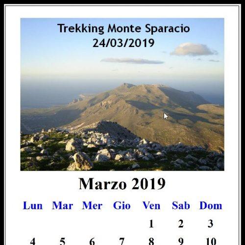 in programma rekking marzo19