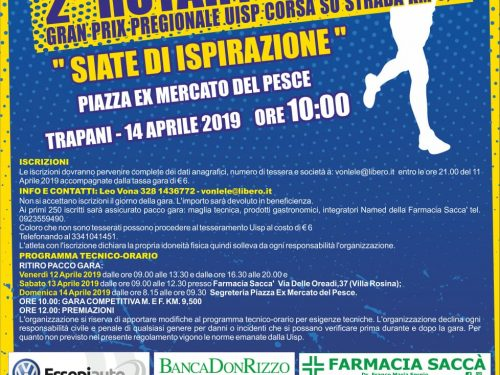 2° Rotary Run – Gran Prix Preregionale UISP