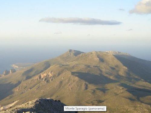 """Trekking 3°/19 """" Monte Sparagio"""""""