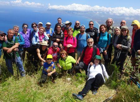 """Video Trekking – 5°/19, """" Pizzo Stagnone"""" M. Inici."""