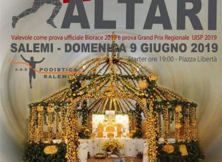 9° Trofeo Pani e Altari