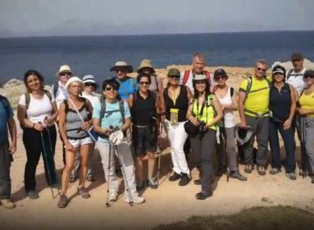Video – Trekking Capo Rama del 23.06.19