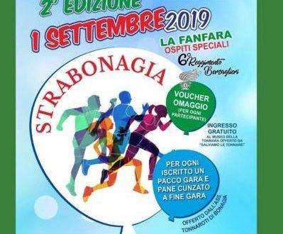 "Gara podistica ""Strabonagia 2019"""