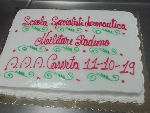 Raduno alla Scuola Specialisti AM Caserta
