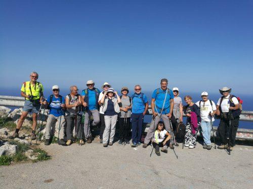 Trekking – 8°/19 – Monte Pellegrino