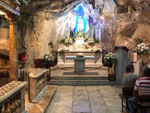 Galleria fotografica trekking 20.10.2019 Monte Pellegrino