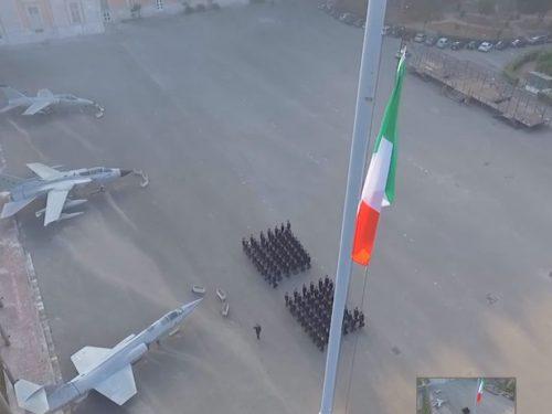 Video dalla Scuola Specialisti A.M. Caserta