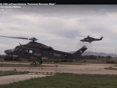 Video – Sulle capacità e impiego dell'Elicottero HH-139A