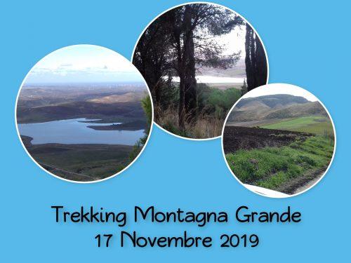 Trekking 9°/19 – Montagna Grande