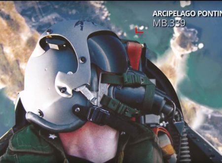 Video dell'Aeronautica Militare sul calendario 2020
