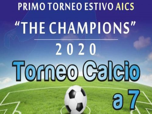 "1° Torneo ""The Champions"" 2020"
