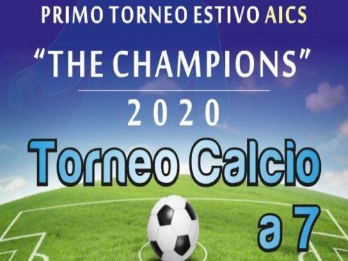 """""""THE CHAMPIONS 2020"""" – Modalità di Svolgimento Torneo"""