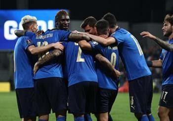L'Italia si conferma al 5° posto del Ranking FIFA, l'Inghilterra scavalca la Francia ed è terza